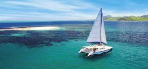 Gabriel Island Catamaran Team Building