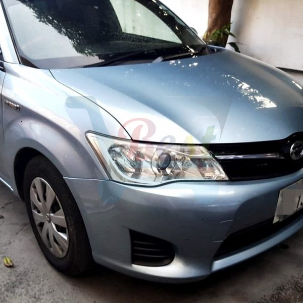Toyota filder 5seats year2013 rs1200 color bleu(2)