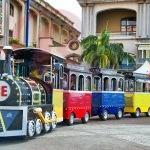 Caudan Train