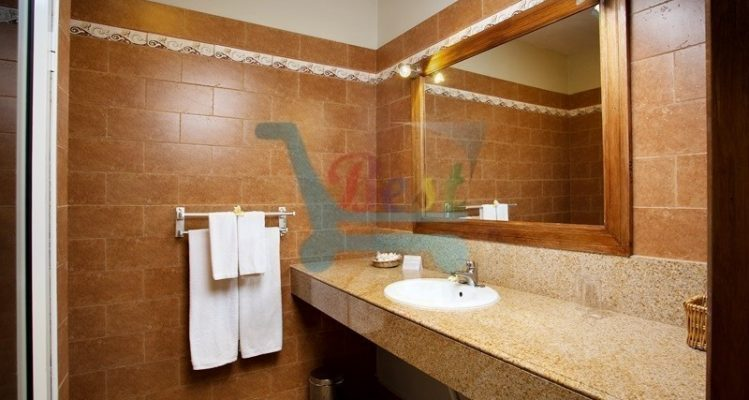 Le Palmiste Resort & Spa Washroom