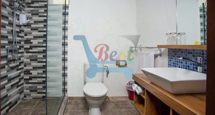 Residence Le palmiste bathroom