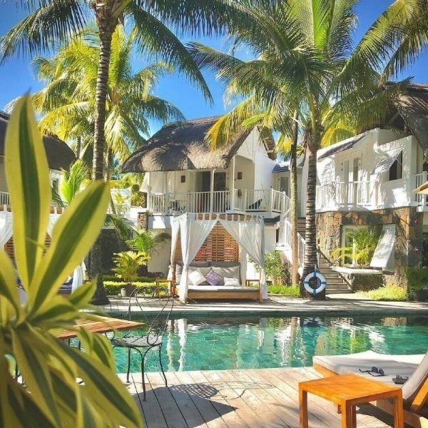 20 Degres Sud Relais Chateaux Hotel Grand Baie Mauritius