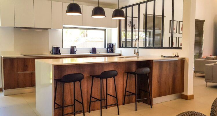 Villa Elegance Kitchen