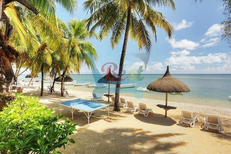 cocotier hotel Beach