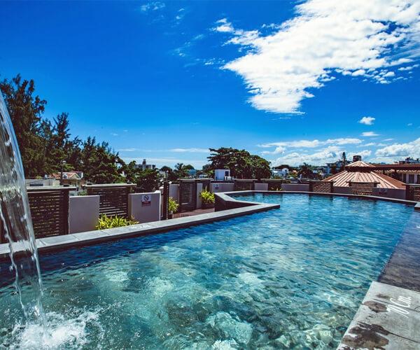 aanari hotel and spa pool