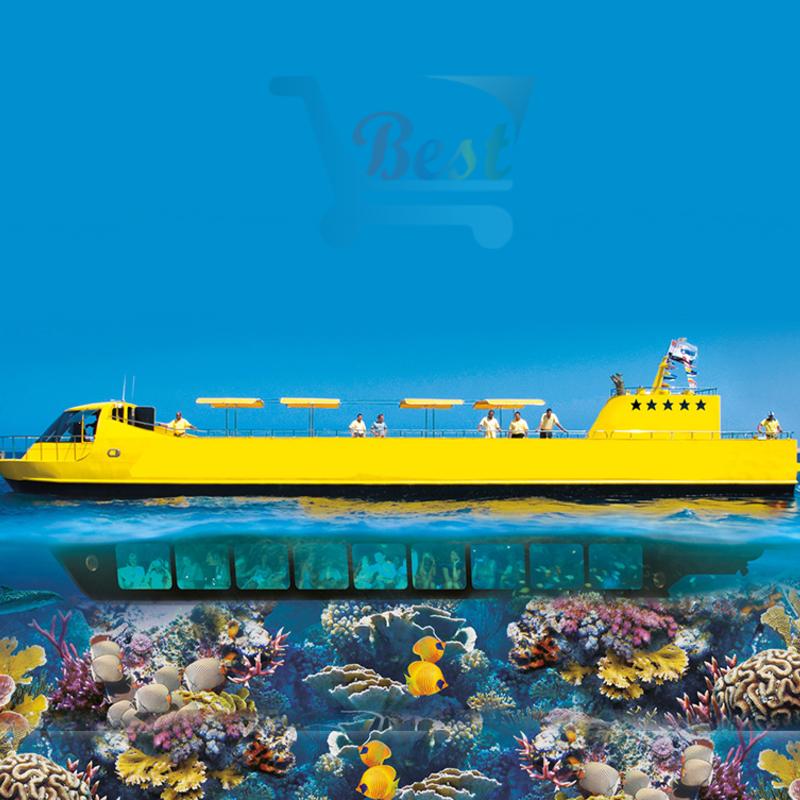 Le Nessee Semi Submarine Grand Baie Mauritius