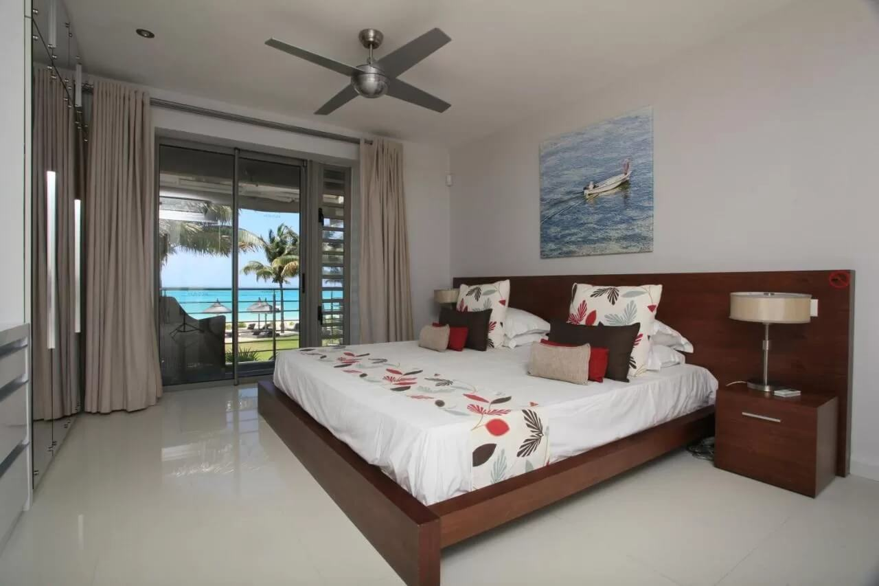 Paradise Beach Room view