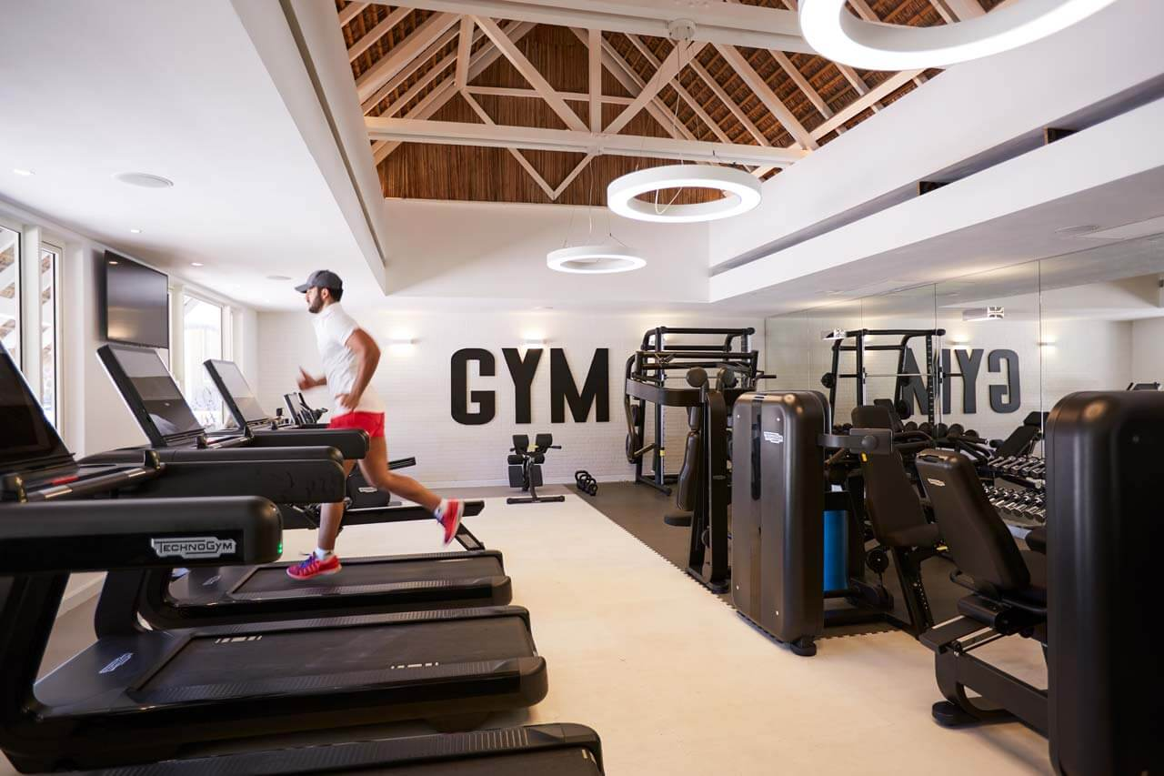 lux Grand Gaube gym