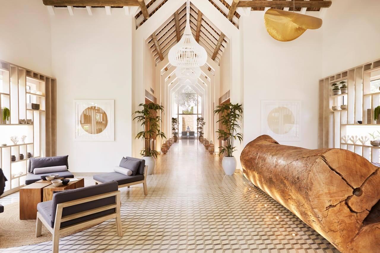 lux Grand Gaube spa