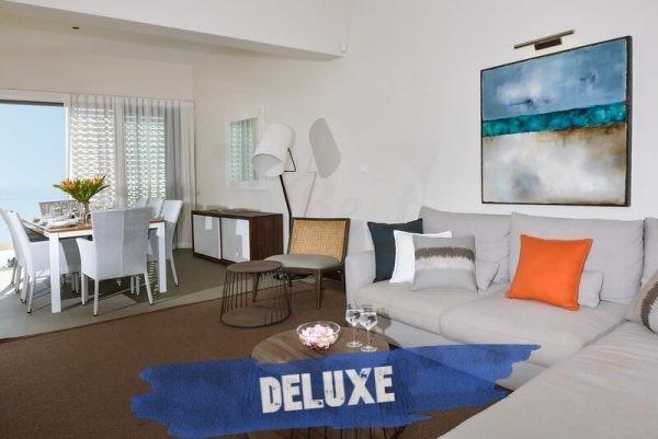 Esplanade Deluxe living room
