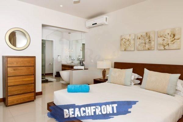 Leora beachfront Apartments bedroom view