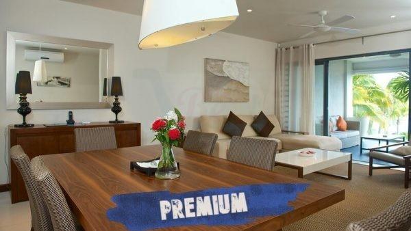 Leora beachfront Premium Apartments interior