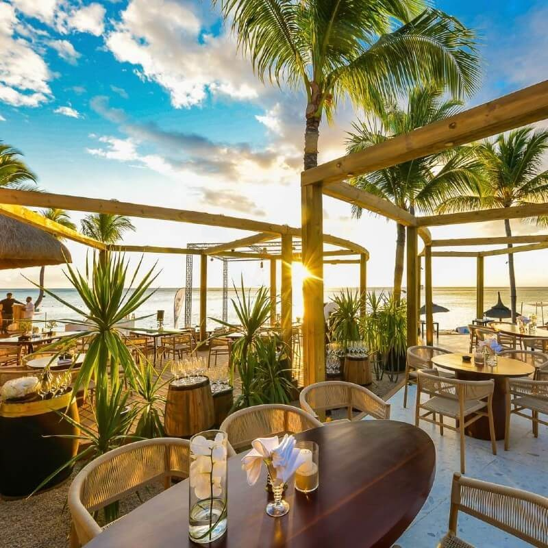 List of hotels open in Mauritius sugar Beach mauritius