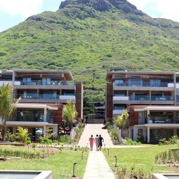 Manta Cove Luxury beachfront Apartments Mauritius