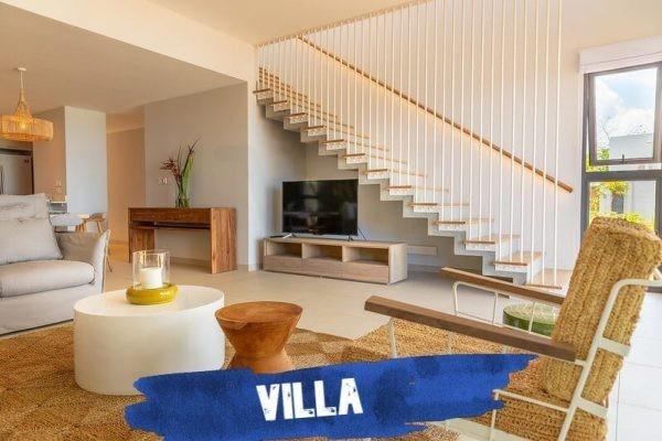 Mantra Cove Villa Living Room