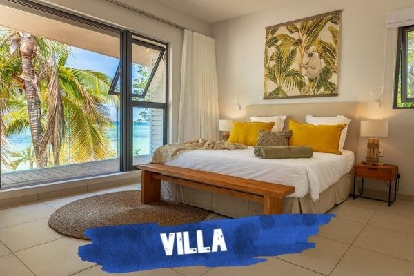 Mantra Cove Villa bedroom upstairs