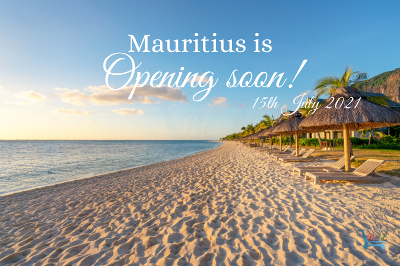 Mauritius opening soon 15 july
