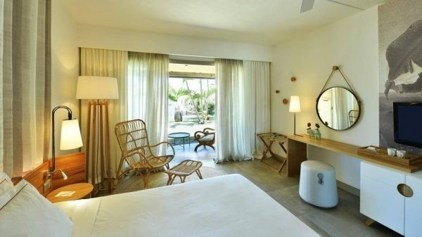 Veranda Paul et Virginie Hotel Mauritius Bedroom