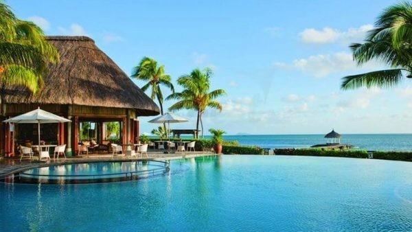 Veranda Paul et Virginie Hotel Mauritius pool