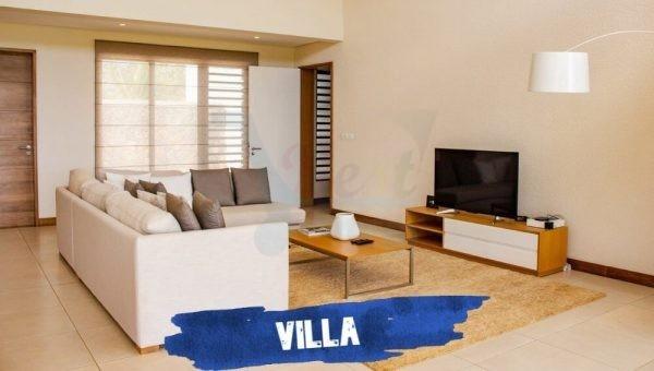 Azuri 5 Bedroom Villa Living Room
