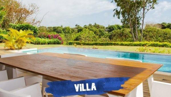Azuri 5 Bedroom Villa Outdoor