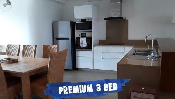 Azuri Residences & Villas Premium 3 Bed Kitchen