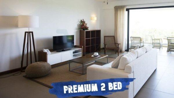 Azuri Residences & Villas Premium Living Room