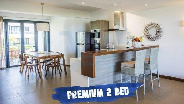 Azuri Residences & Villas Premium kitchen