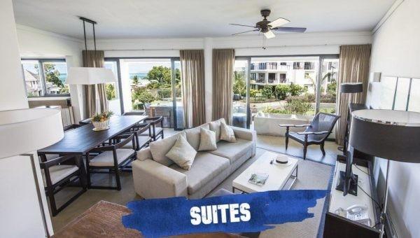 Azuri Residences & Villas Suites Living Room