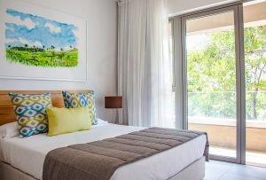 Manta Cove Premium Apartment Bedroom
