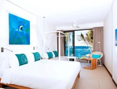 Radisson Blu Poste Lafayette Resort & Spa Superior Room Beachfront