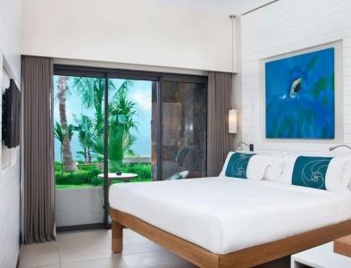 Radisson Blu Poste Lafayette Resort & Spa Superior Room