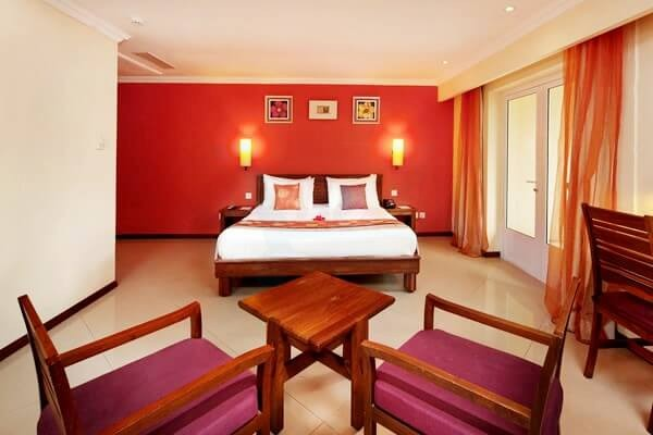 Jalsa Beach Hotel and spa standard Room